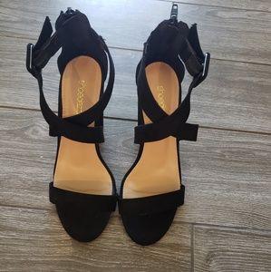 Shoedazzle high heels